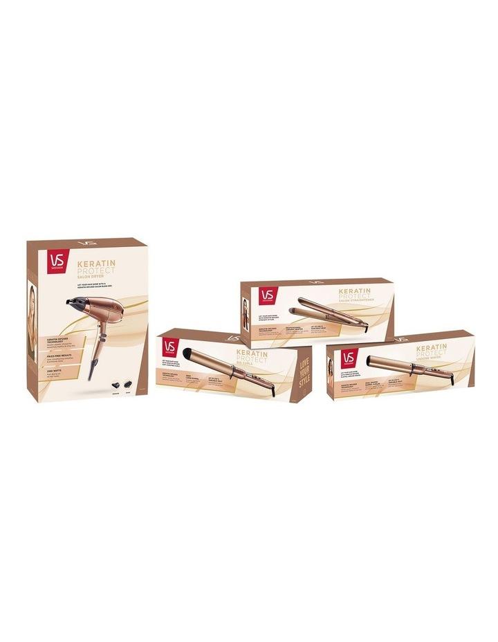 Keratin Protect Hair Straightener VSLE2540A image 5