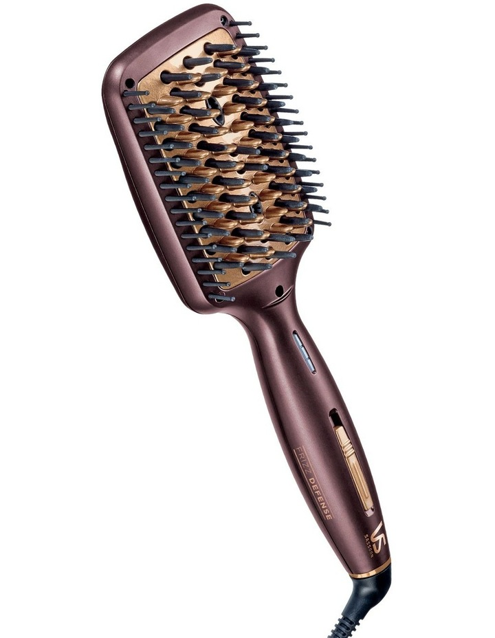 Frizz Defense Straightening Brush Mahogany VSS2440A image 1