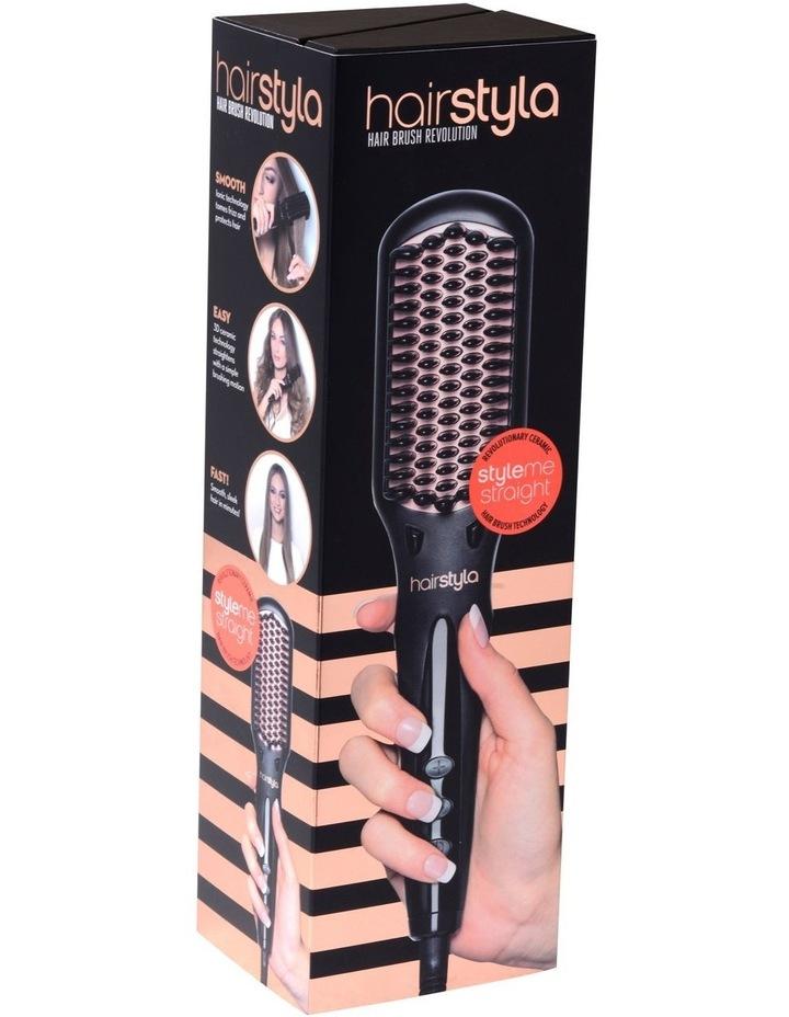 Straightening Brush & Straightener Bundle Black HSS200GWP image 4