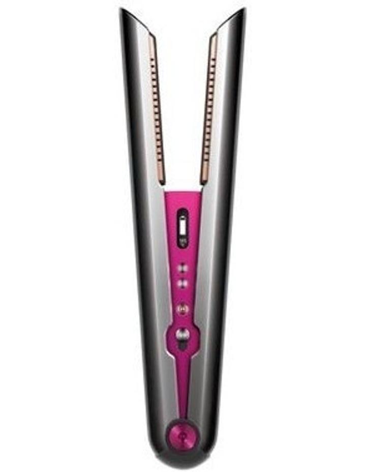 Corrale Hair Straightener in Black Nickel/Fuchsia 323025-01 image 1