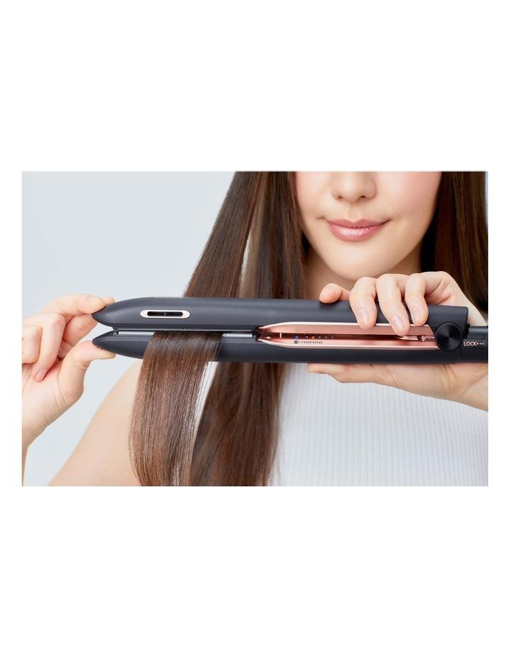 Hydrating Hair Straightener  with nanoe  Black EH-HS99-K765 image 5
