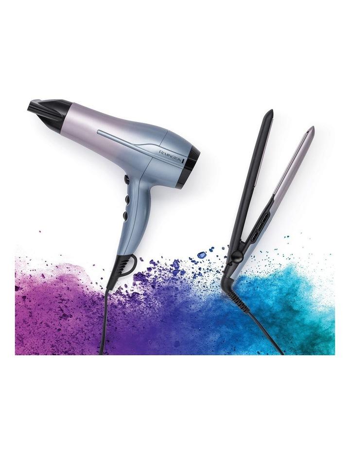 Mineral Glow Straightener Purple/Pink S5408AU image 5