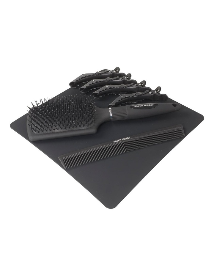 230 Straightener Titanium 25mm - Black image 3