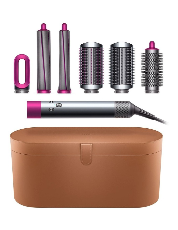 Dyson Airwrap Complete Long Hair Styler in Nickel/Fuchsia image 3