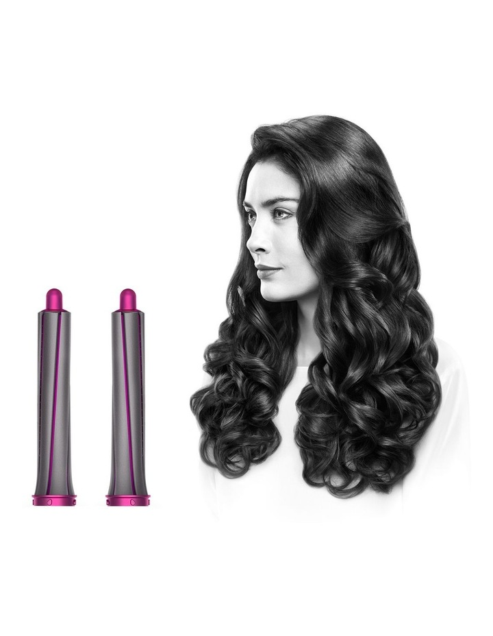 Dyson Airwrap Complete Long Hair Styler in Nickel/Fuchsia image 4