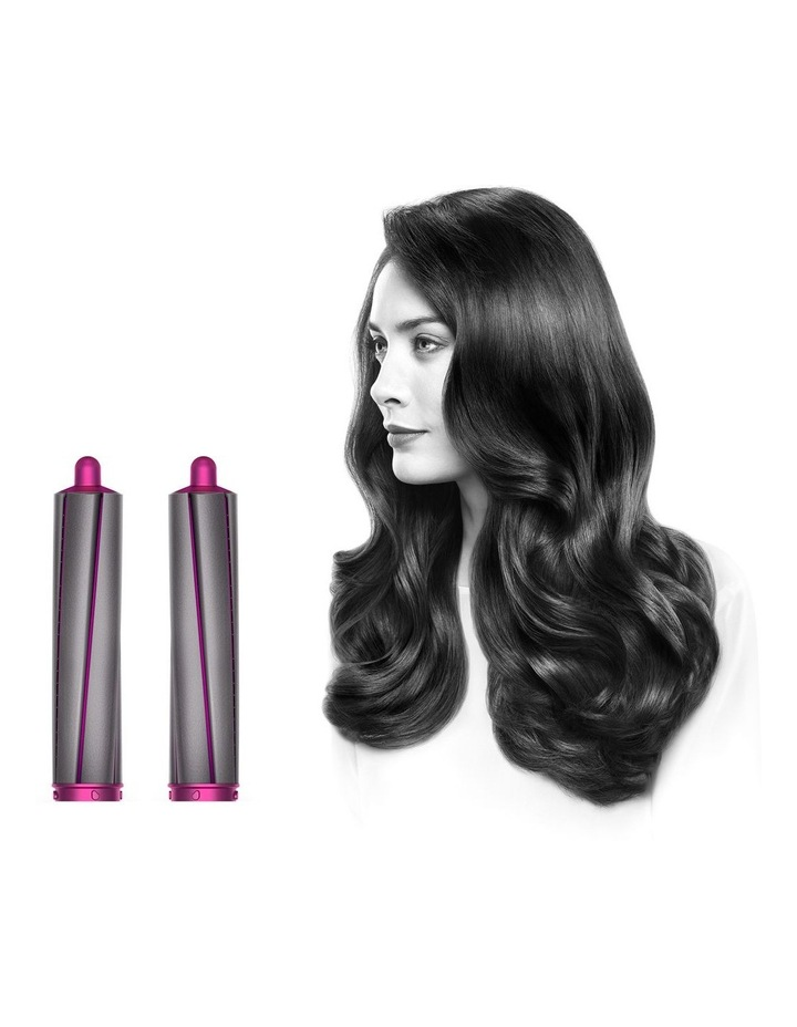 Dyson Airwrap Complete Long Hair Styler in Nickel/Fuchsia image 5