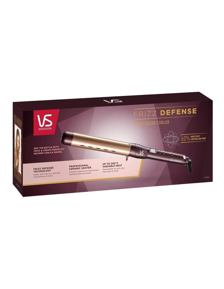 Frizz Defense Curler Mahogany Gold VSC851A image 3