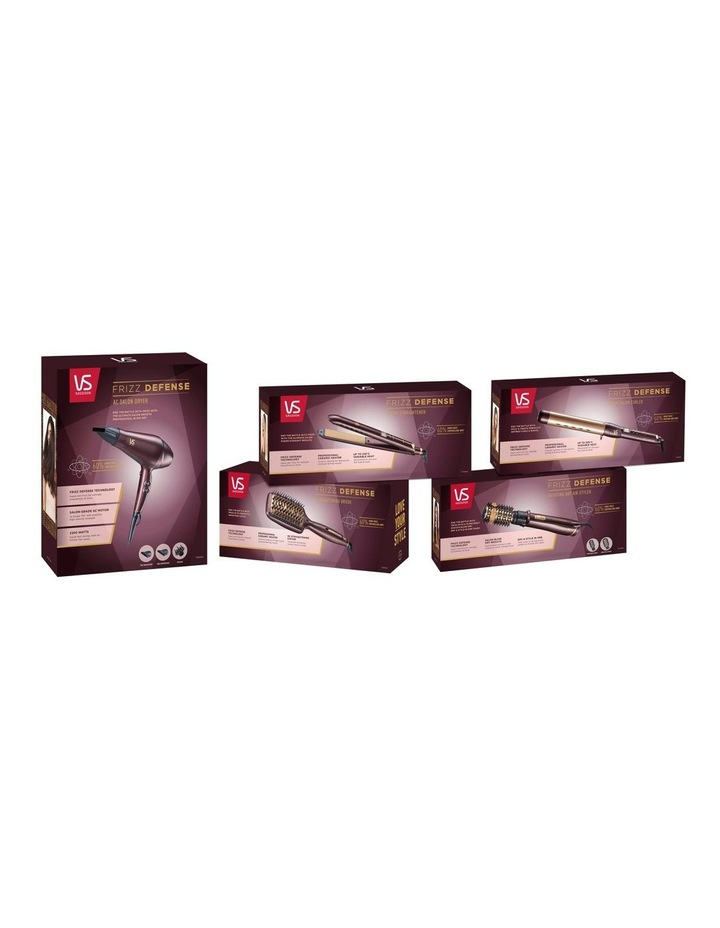 Frizz Defense Curler Mahogany Gold VSC851A image 6