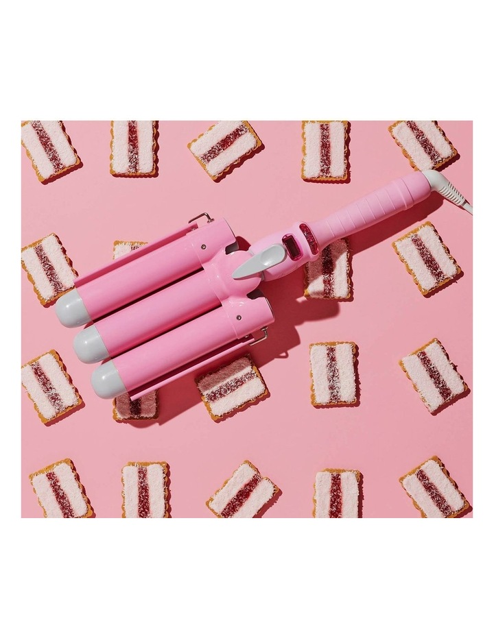 Hair Waver Pink image 5
