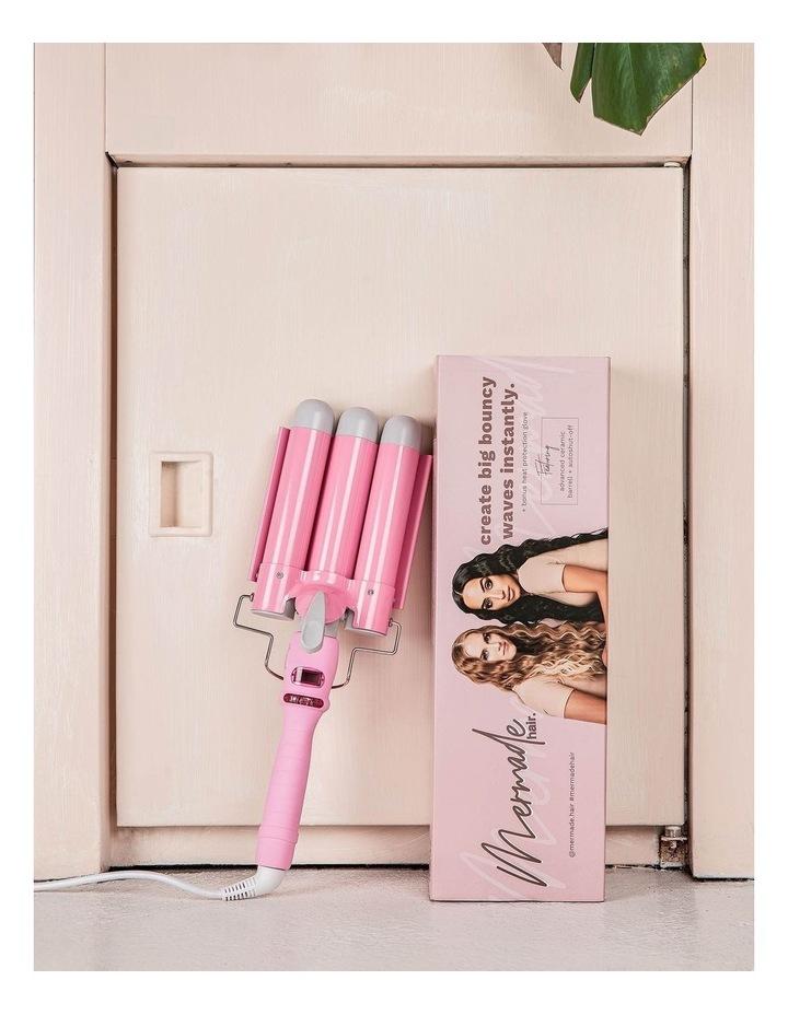Hair Waver Pink image 6