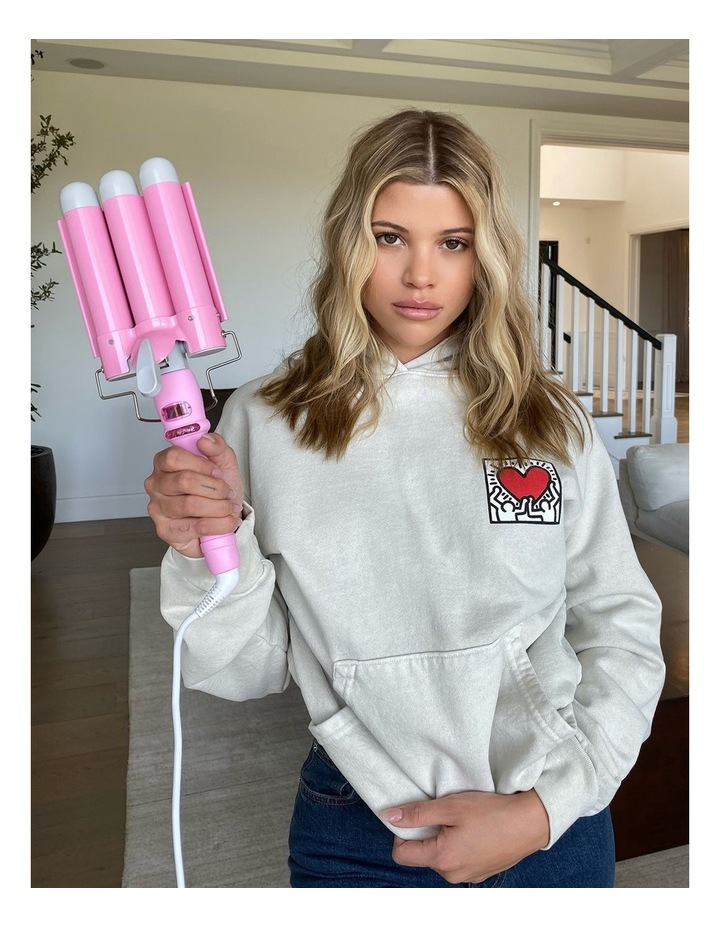 Hair Waver Original 32mm Pink image 7