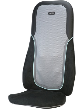 a9e869d1145b HomedicsShiatsu   Percussion back massager with heat  Grey SBM750HGYAU