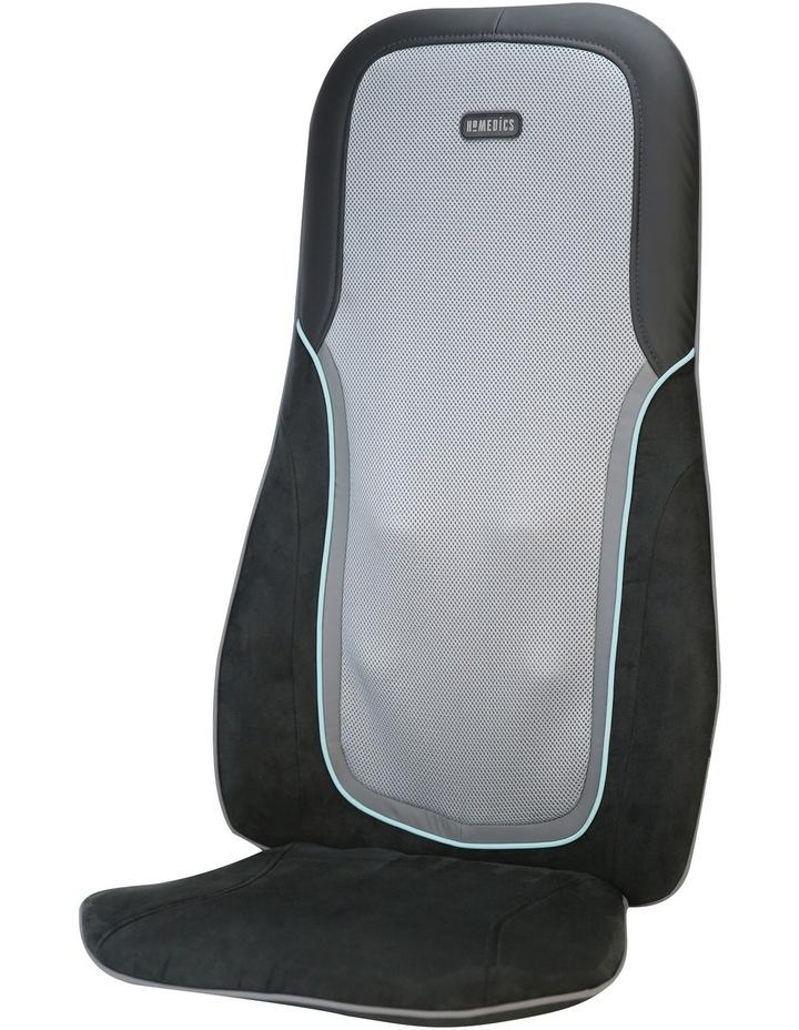 Shiatsu & Percussion back massager with heat: Grey SBM750HGYAU image 1