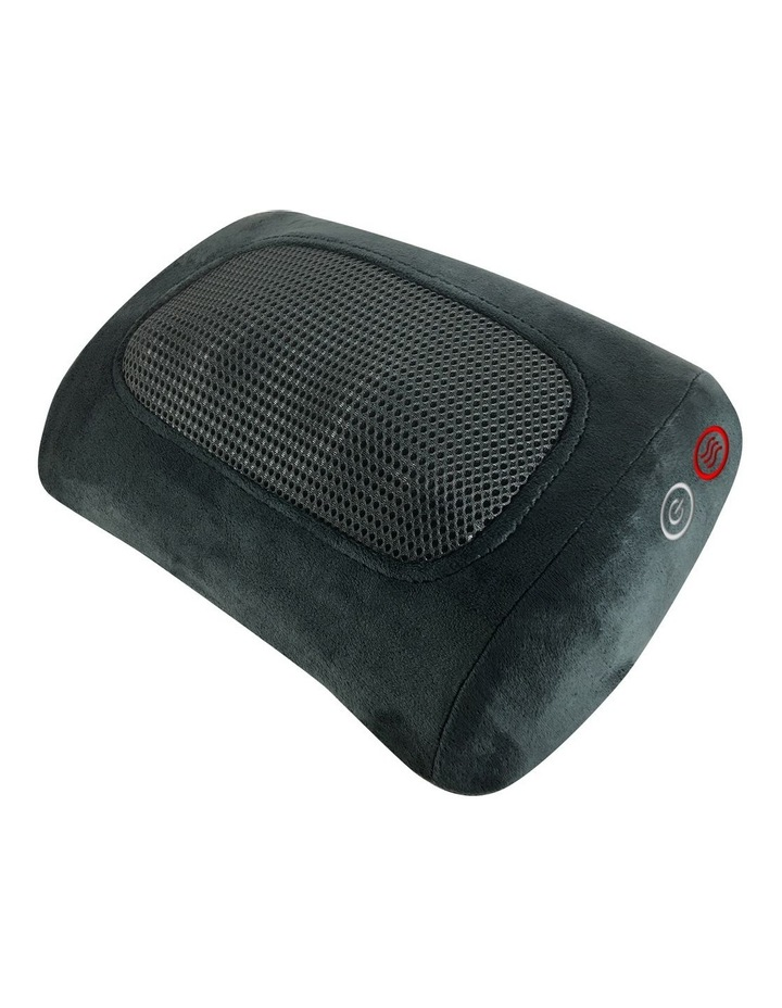 Shiatsu massage pillow Grey MP-10-AU image 3