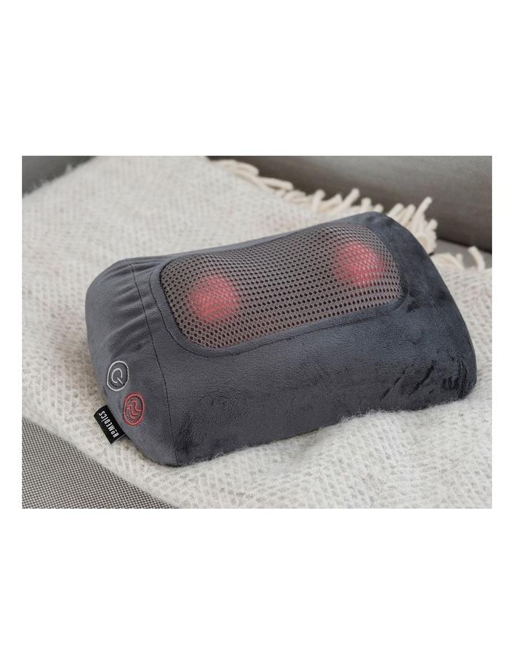 Shiatsu massage pillow Grey MP-10-AU image 4