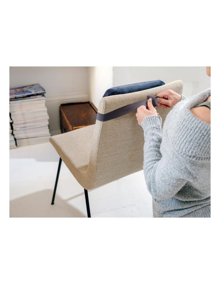 Shiatsu massage pillow Grey MP-10-AU image 5