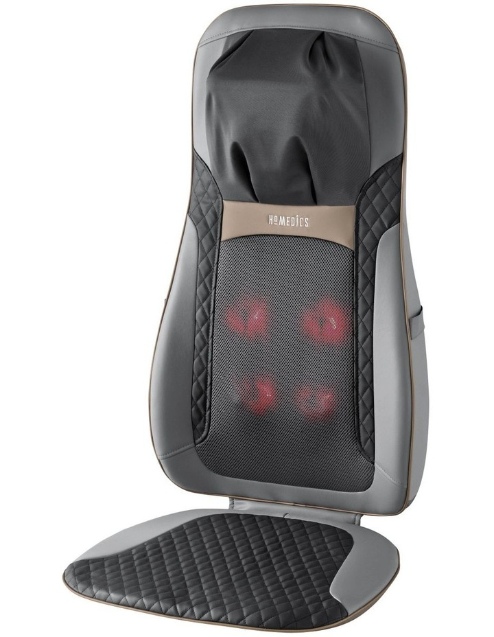 Shiatsu Elite II Massage Cushion In Black MCS-845H-AU image 7
