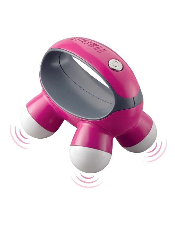 Quattro Mini Handheld Massager NOV309CTMAU image 2