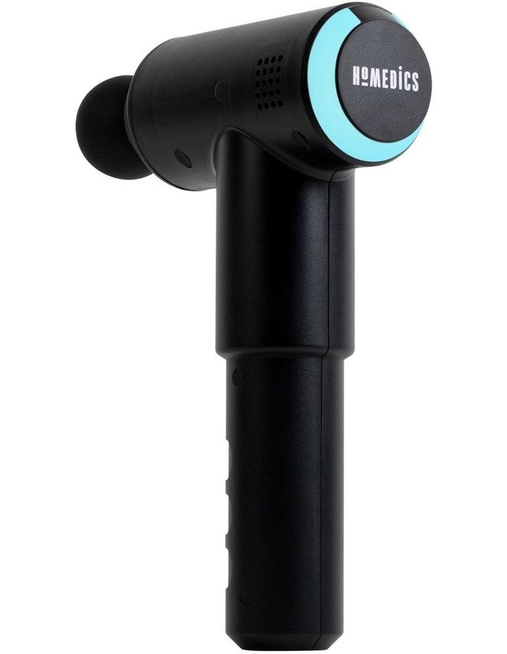 Handheld Physio Massager in Black PGM-200-AU image 3