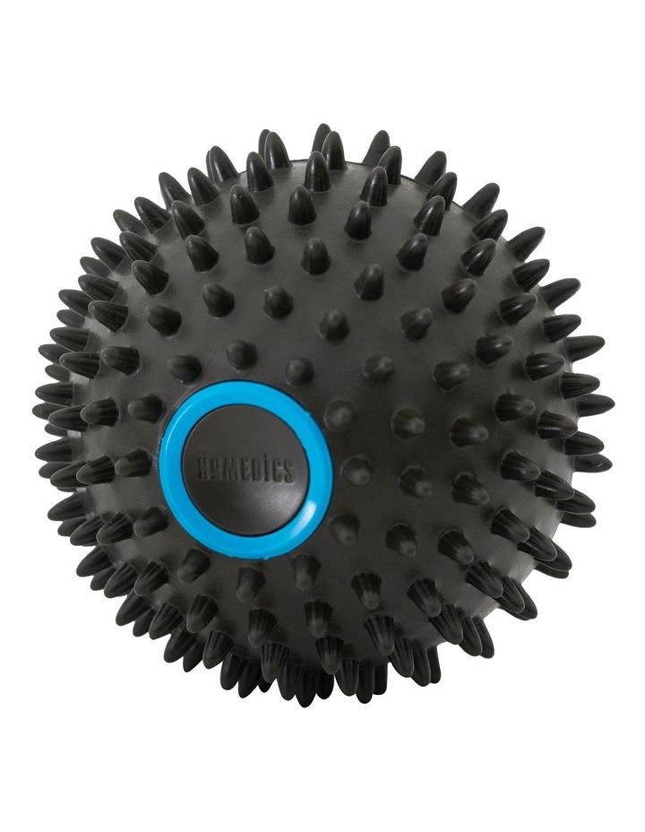 Vibration Accu-Node Massage Ball Black image 1