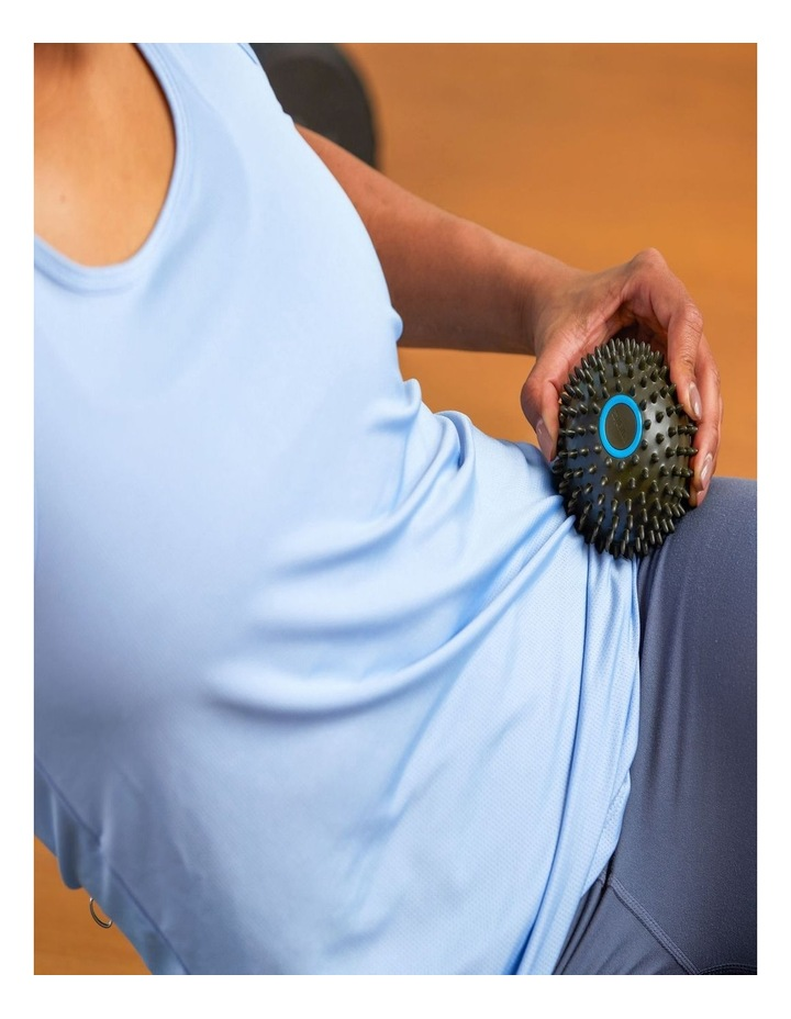 Vibration Accu-Node Massage Ball Black image 2