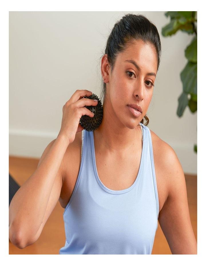 Vibration Accu-Node Massage Ball Black image 5