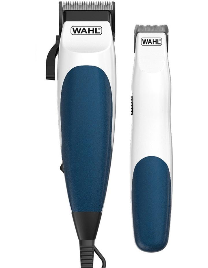 HomeCut Combo Hair & Beard Trimming Kit White/Blue WA9243-4812 image 2