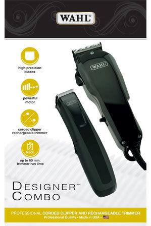 Wahl - WA8358-400 Designer Hair Clipper Combo