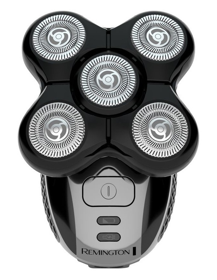 Ultimate Series Rx5 Head Shaver in Black HC7000AU image 2