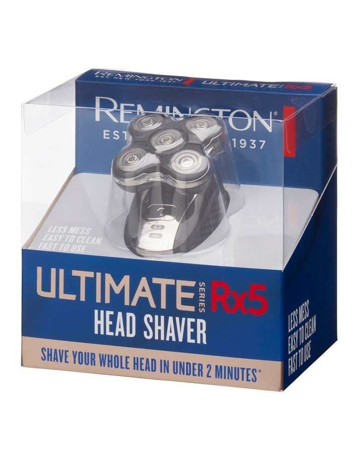 Ultimate Series Rx5 Head Shaver in Black HC7000AU image 4