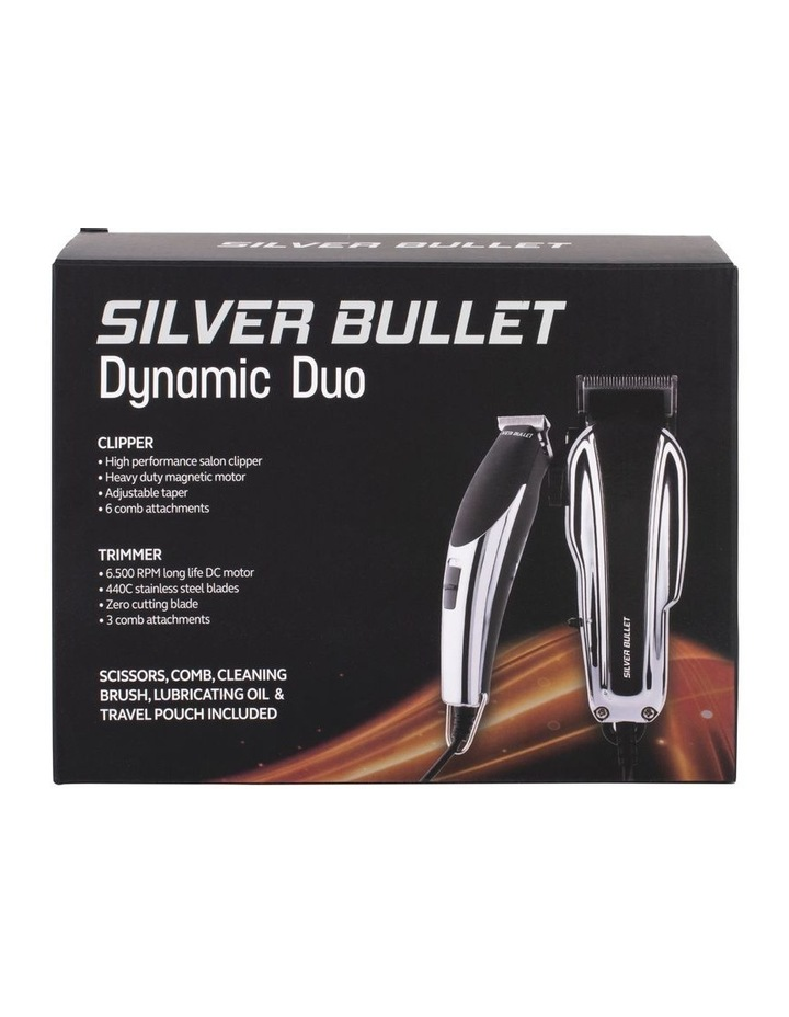 Dynamic Duo Clipper & Trimmer Set image 3