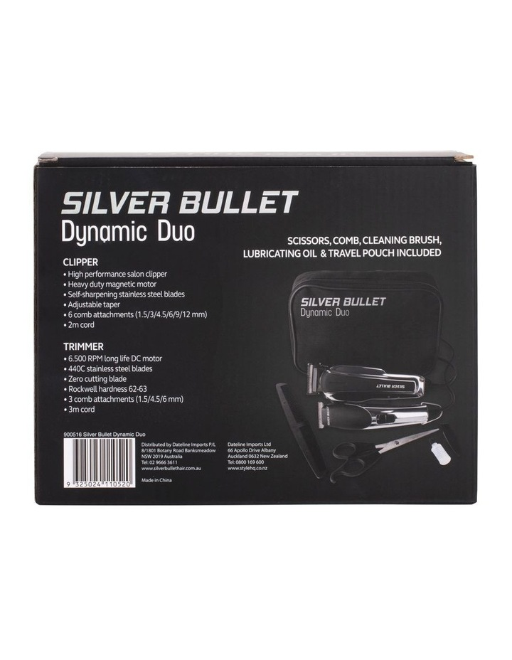 Dynamic Duo Clipper & Trimmer Set image 4