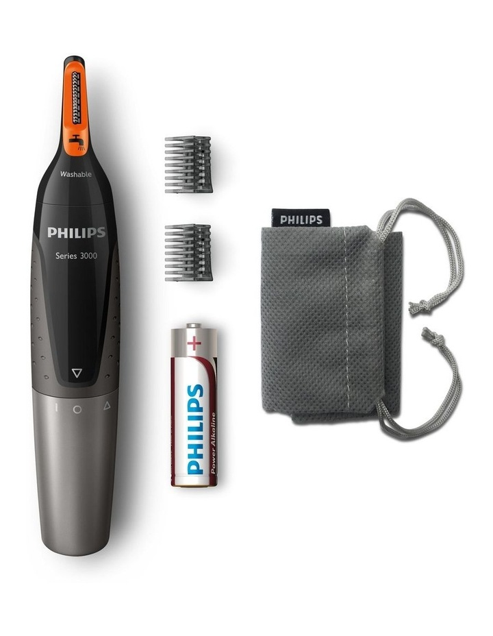 Series 3000 Nose Trimmer Grey NT3160/10 image 2