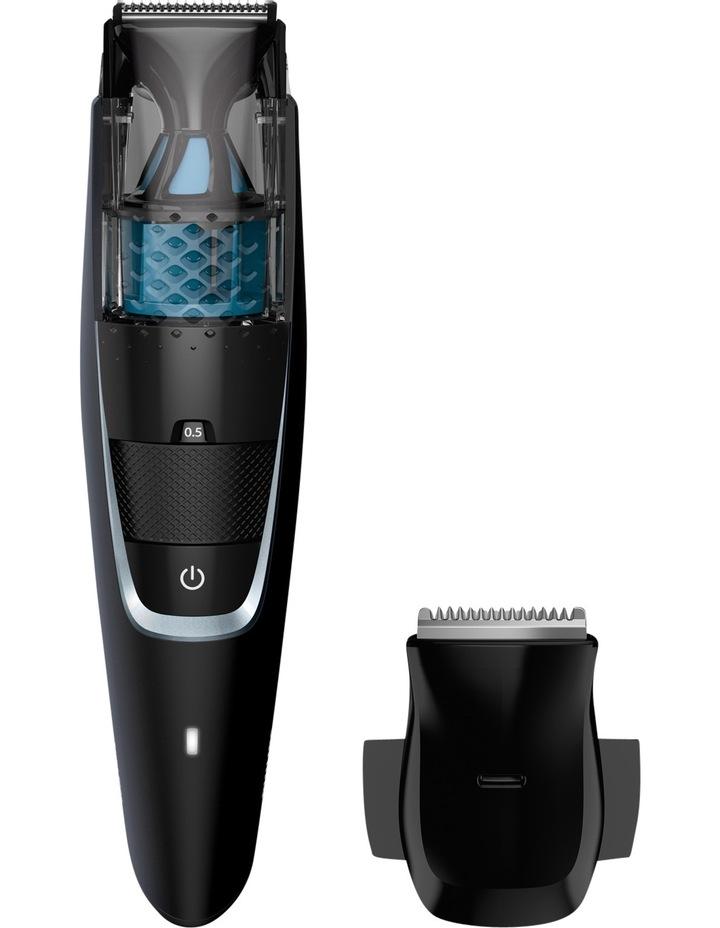 BT7201 7000 Series Vacuum Beard Trimmer: Black image 1
