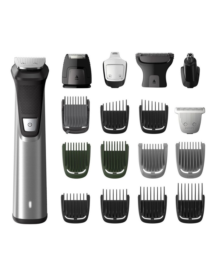 Multigroom Series 7000 18-in-1 Head to Toe Trimmer: Chrome MG7770/15 image 1
