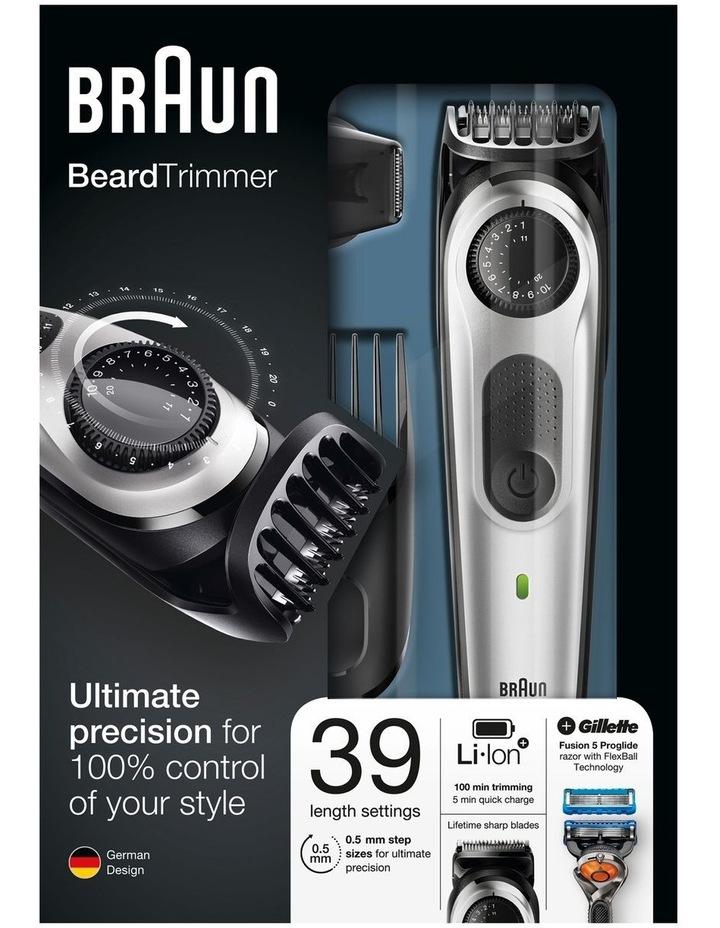 Braun Beard Trimmer BT5060 image 4