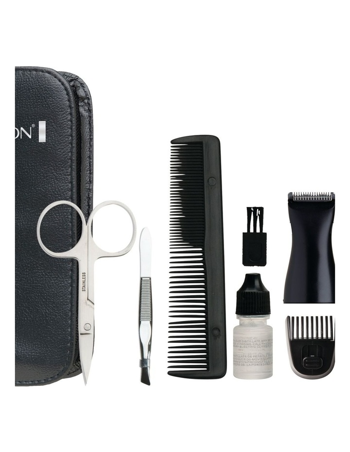 3-in-1 Nose & Ear Trimmer Black NE118AU image 3
