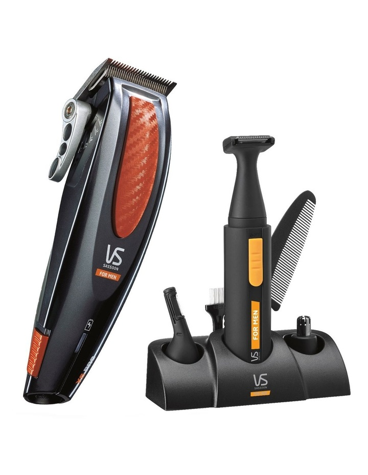 X6 Pro Plus Hair Clippers: Black VSM1100CA image 1