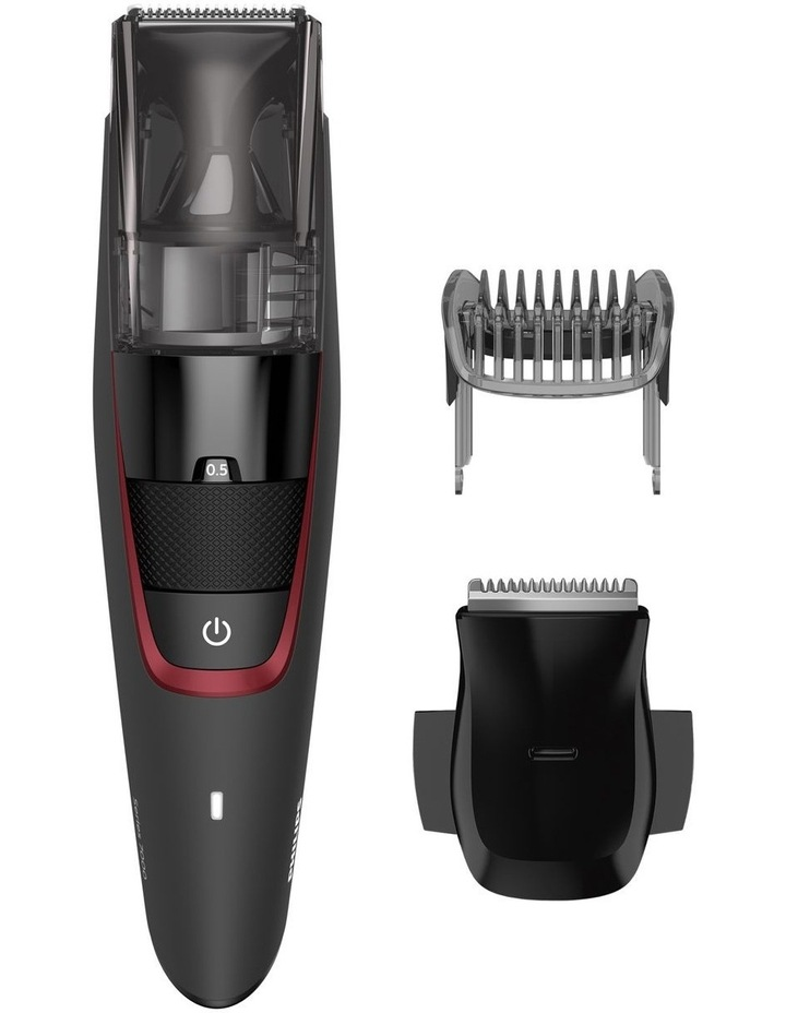 Vacuum Beard Trimmer BT7500/15: Black image 1