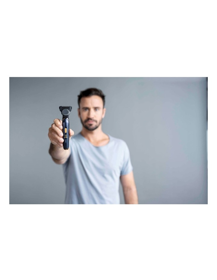 The XPERT Beard Trimmer in Blue/Gold VSM7865A image 4