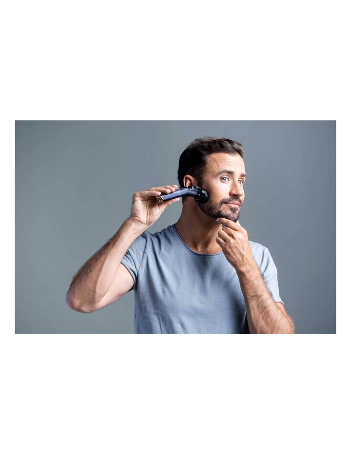 The XPERT Beard Trimmer in Blue/Gold VSM7865A image 5