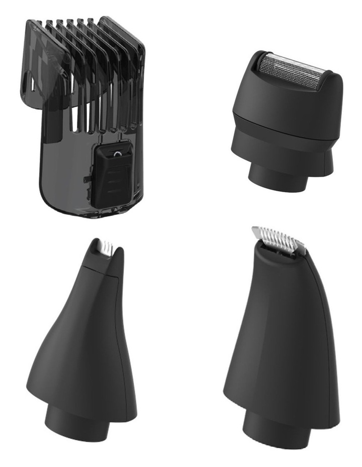 5-in-1 Multi Grooming Kit with bonus L'Oreal Beard Paste image 5