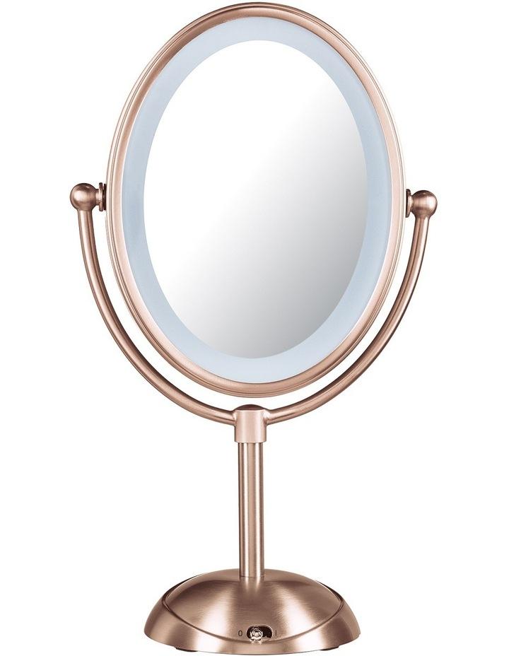 Reflections LED Lighted Mirror: Rose Gold CBE51LBRA image 1