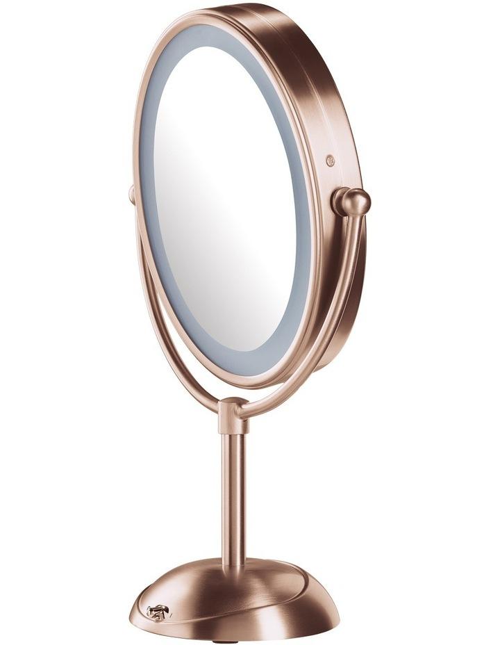 Reflections LED Lighted Mirror: Rose Gold CBE51LBRA image 2