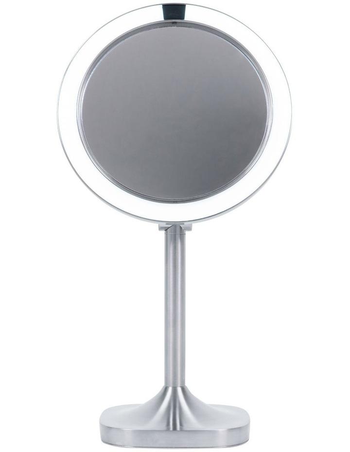 Twist Illuminated Beauty Mirror Silver MIR-SR950-AU image 2