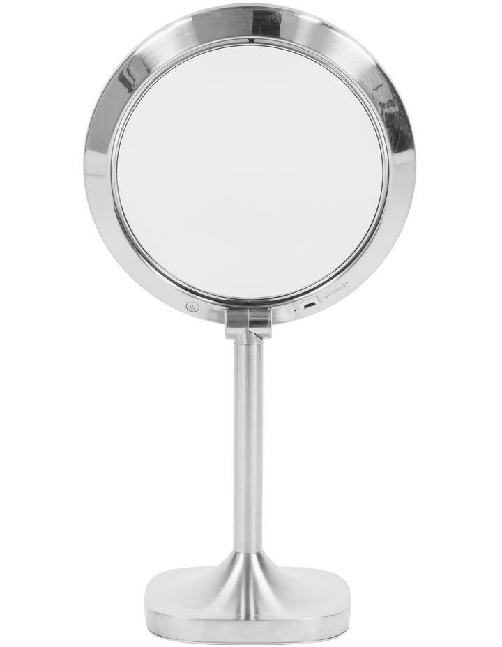 Twist Illuminated Beauty Mirror Silver MIR-SR950-AU image 3