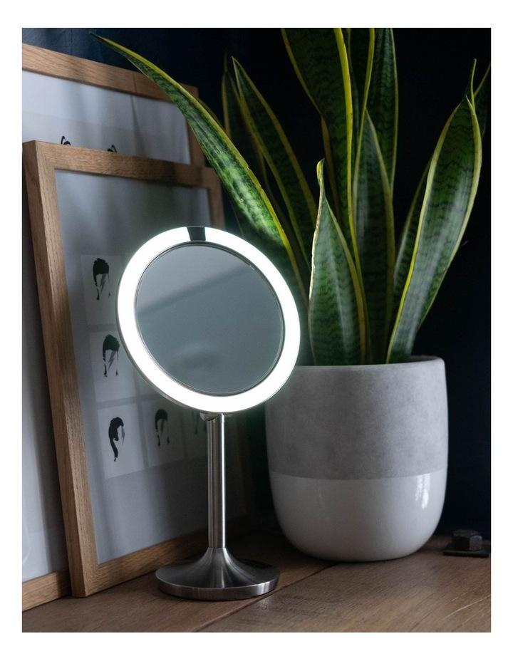 Twist Illuminated Beauty Mirror Silver MIR-SR950-AU image 5