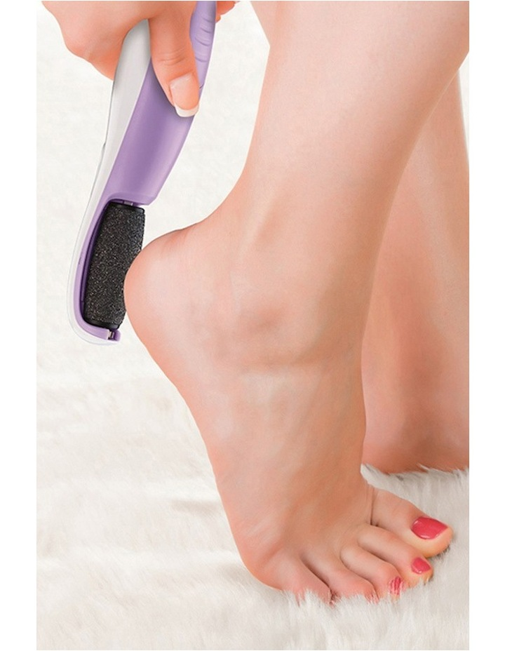 The True Glow footcare solution White/Purple PED2A image 3