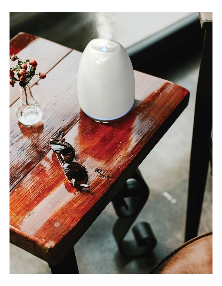 Relax Aroma Diffuser In White ARM-525WT-AU image 4