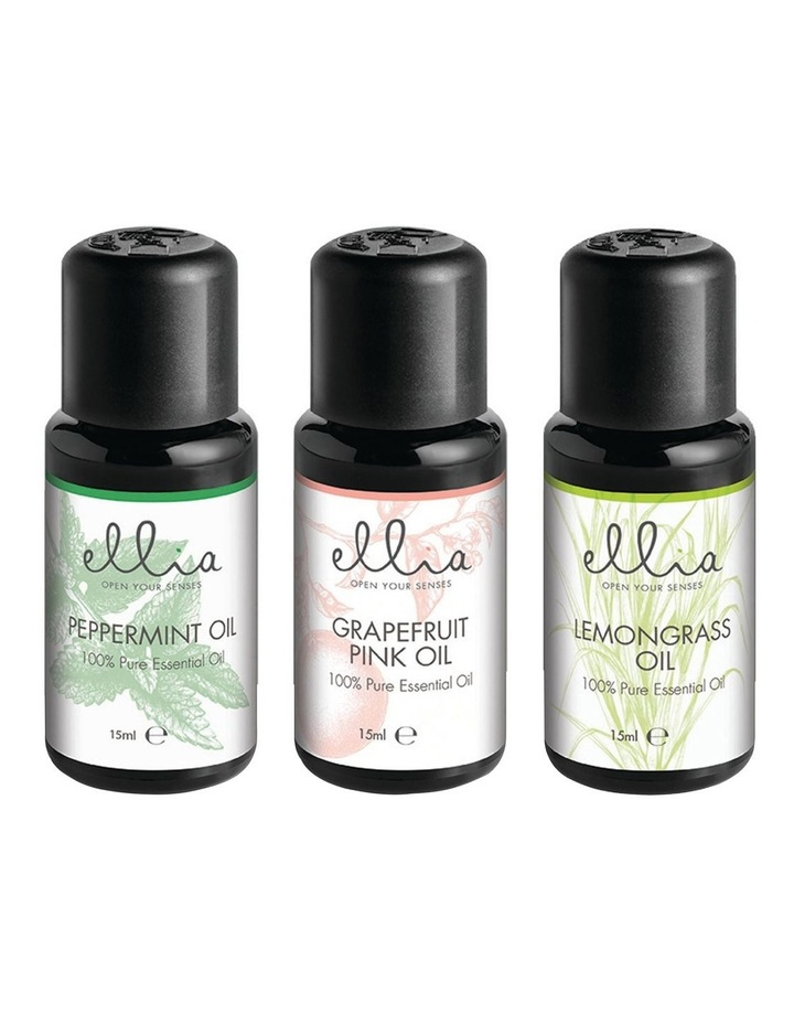 Essential Oil 15mls Triple Pack Grapefruit/Peppermint/Lemongrass image 4